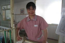 专业的清洁人员6